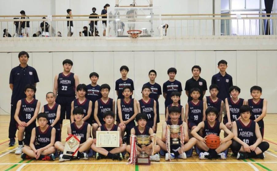 中学バスケ2