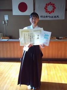 高校弓道部 全国高等学校選抜弓道大会 出場決定!