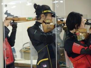 【ライフル射撃部】全国大会出場決定!