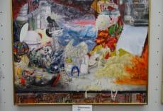 全日本学生美術展にて5人の作品が入選、団体でも努力賞を獲得しました