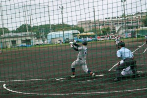 【硬式野球部】秋季大会 一次予選結果