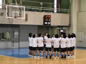 高校バスケ部 2020 Tokyo Thanks Match 結果報告