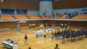 関東大会優勝(男子バスケットボール部)
