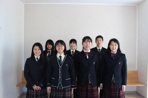 6月8日(土)生徒による学校説明会 開催