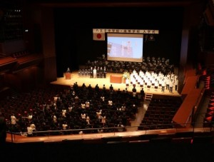 中学校・高等学校入学式