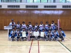 関東中学校ソフトボール大会 優勝