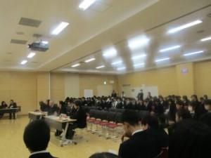 中学英語スピーチコンテスト!!