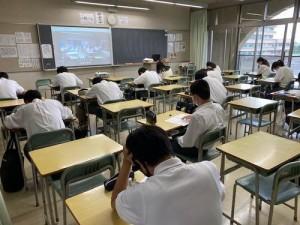 分散登校+オンライン授業 で2学期スタート!