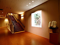 野口真里さんの「ガラス工芸」見学会