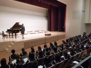 中学音楽会