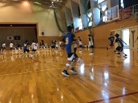 高校バスケ2018合宿4