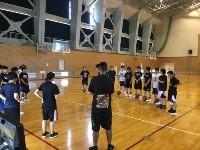 高校バスケ2018合宿2