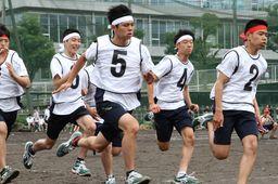 【高校】体育祭 白組優勝