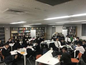 ハイブリッドインターナショナルコース通信【12月7日】