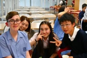 オーストラリア・アデレードの生徒との交換留学