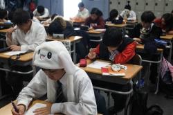 【中学】生徒会主催のハロウィンイベント2019