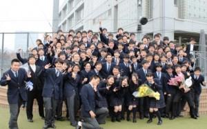 高校卒業式 挙行!! | 日本工業...