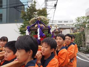 日駒祭開催中!