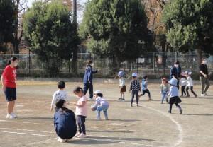 DSC01018 年少児と遊ぶ 高2