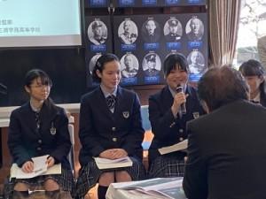 横須賀市の未来を考える若者達との討論会(12/14)