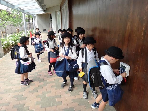 私立小学校の通学時間 | むさし...