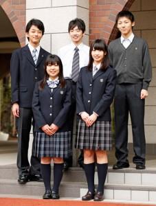 来年度から高校の制服が新しく ... : 中学二年数学問題 : 中学