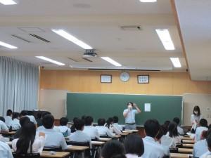 【1学期終業式】