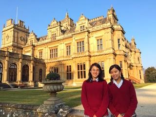 イギリスの提携校 Westonbirt School