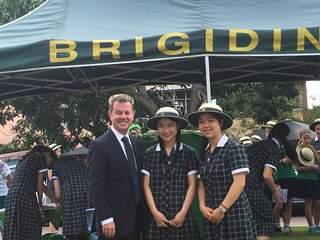 オーストラリアの姉妹校 Brigidine College