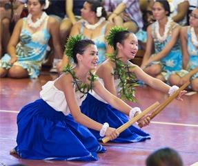 ハワイの提携校 Sacred Hearts Academy