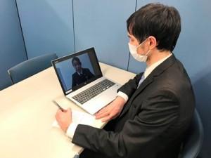 英語スピーチコンテストをビデオ審査で実施しました