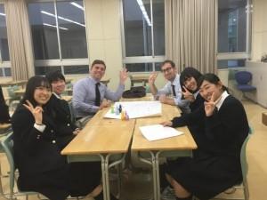 Lane先生の新作ボード・ゲームで「SAKURA CAFE」が開催されました!