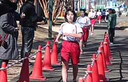 持久走大会を行いました