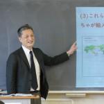 教育統括部長・伊藤 豊 教諭