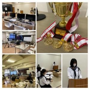 (7)体育祭Zoom配信スタジオ予行