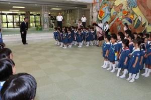 附属第二幼稚園体験入学