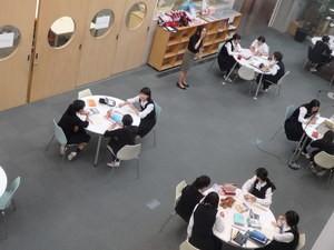 授業紹介~国語・辞書を使って言葉を磨こう~