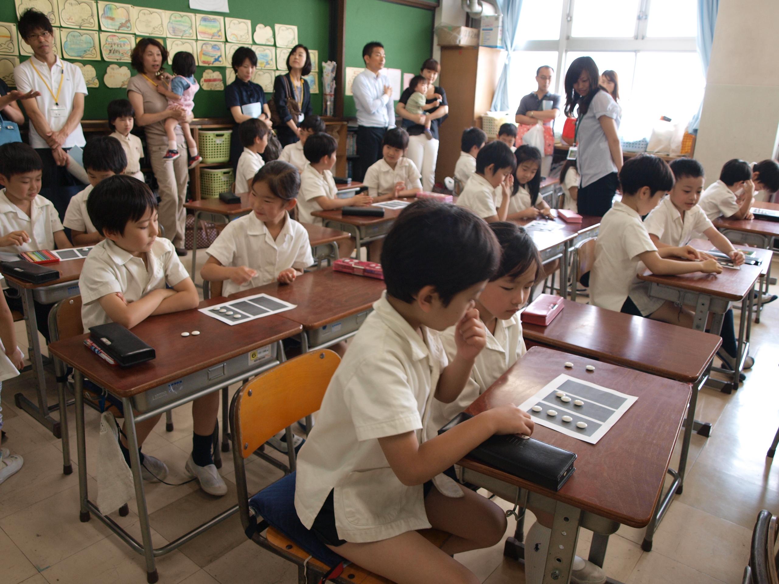 聖徳学園小学校英才教育公開研究発表会