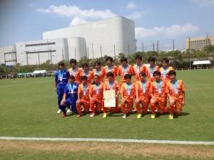高校女子サッカー部