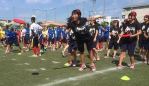 9月29日体育祭