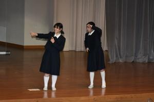 中学スピーチコンテスト 2/24