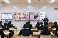 黒板の無い教室