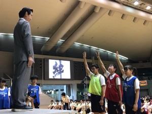 【学校行事】中学スポーツ大会【中学全学年】
