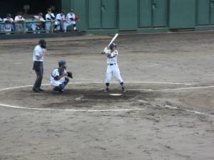 【部活動】第103回全国高等学校野球選手権大会 西東京大会 3回戦【硬式野球部】