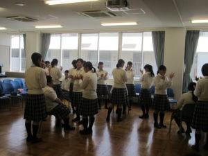 貞静学園短期大学の体験授業に行ってきました!
