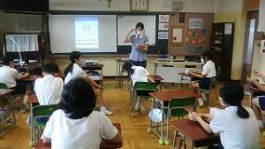 東星学園 校長 大矢正則 カトリック ミッション 男女 読書&ICT(1)