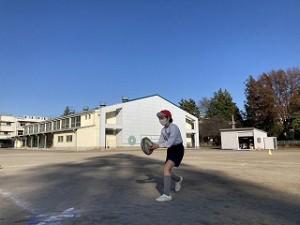 カトリック ミッション 男女 東星学園 大矢正則校長 運動会・体育祭競技(9)