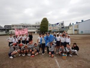 カトリック ミッション 男女 東星学園 大矢正則校長 運動会・体育祭競技(17)