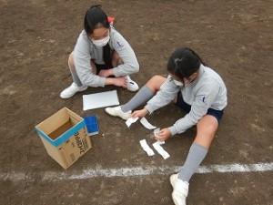 カトリック ミッション 男女 東星学園 大矢正則校長 運動会・体育祭競技(15)