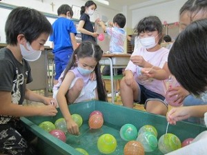 カトリック ミッション 男女 東星学園 校長 大矢正則 夕すずみ会(5)
